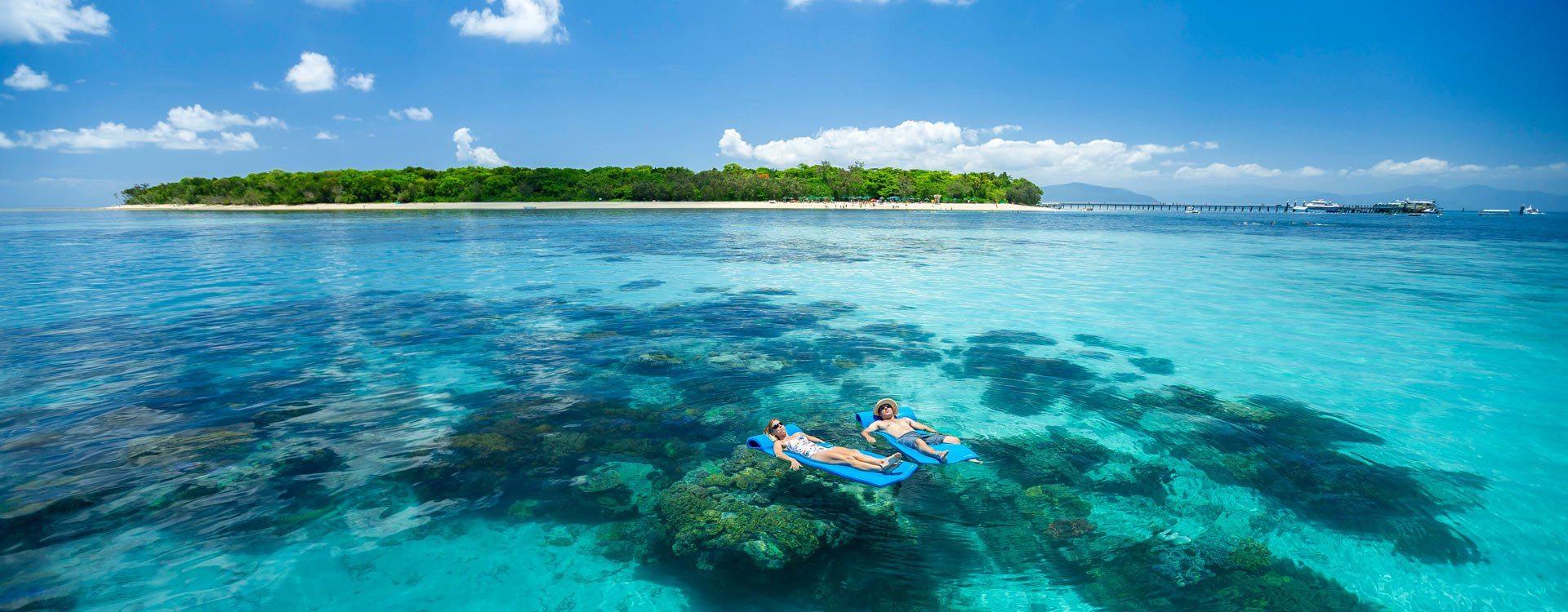 Great Barrier Reef Snorkeling on Green Island
